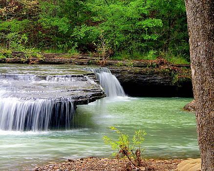 Marty Koch - Haw Creek Falls