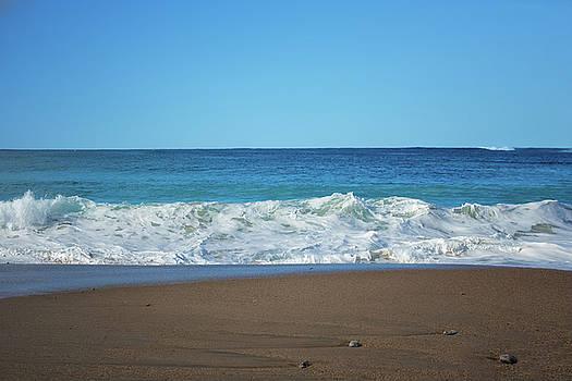 Hawaii Blue Waters by Steven Michael