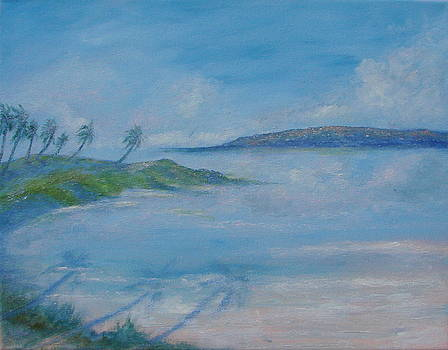 Hawaii Images Dreamscape I by Phyllis O'Shields by Phyllis OShields
