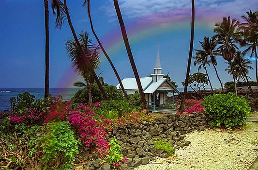 Hawaii Rainbow by Randy Sylvia