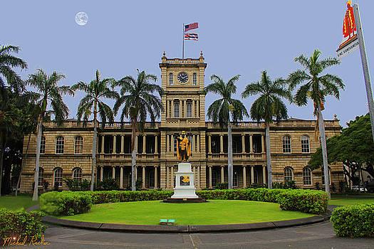 Hawaii Supreme Court by Michael Rucker