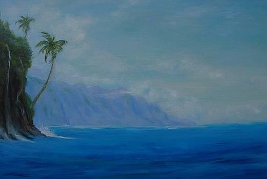 Hawaiian Paradise I  by Phyllis OShields