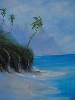 Hawaiian Paradise II by Phyllis OShields