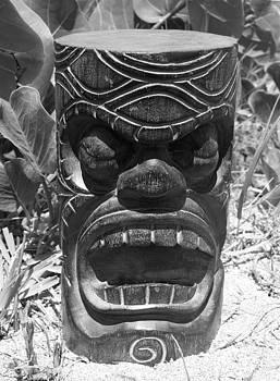 Mary Deal - Hawaiian Tiki God Ku
