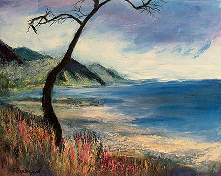 Hawaiian View by Richard Beauregard