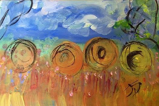 Hay pas de quatre by Judith Desrosiers