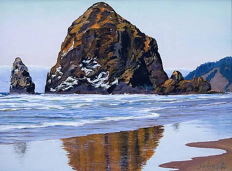 Haystack by Jim Krug