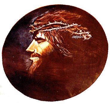 Head of Christ by Seth Weaver