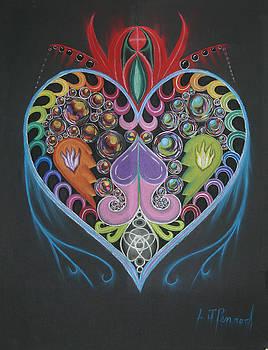 Heart of Laniakea by Laurie Penrod