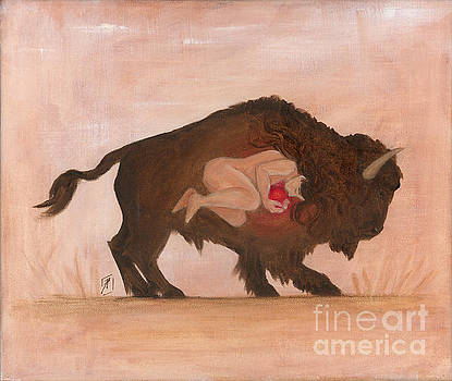 Heart of the Buffalo by Brandy Woods