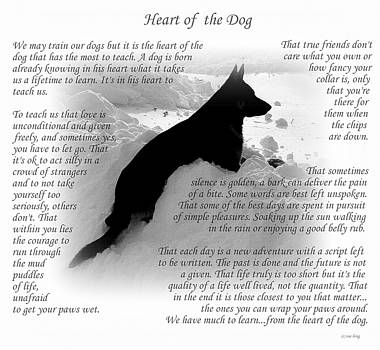 Heart Of The Dog Version Two by Sue Long