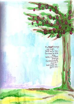 Heart Tree by Karissa Bishop