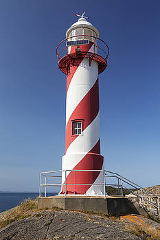 Heart's Content Lighthouse by Eunice Gibb