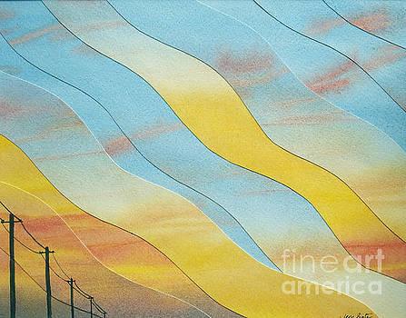 Heatwave by Jeni Bate