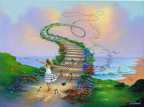Heavenly Harmony by Jim Warren