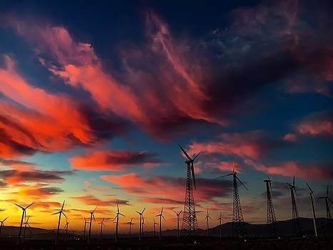 Heavenly Sunrise by Chris Tarpening