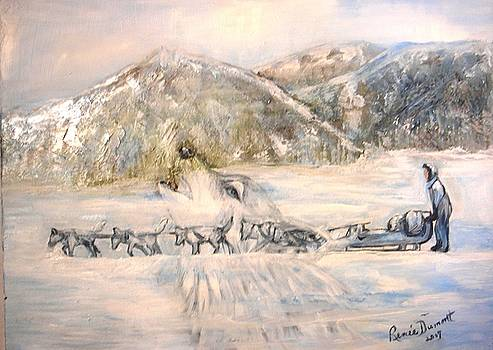Heaven's Call by Renee Dumont  Museum Quality Oil Paintings  Dumont