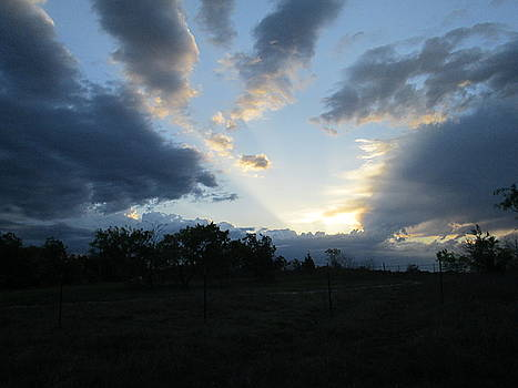 Heavens Light by Rosalie Klidies