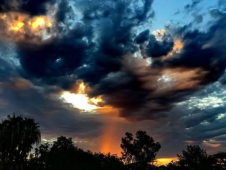 Heaven's Paint Brush by Chris Tarpening