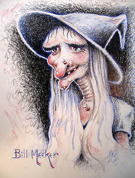 Hecate by Bill Meeker