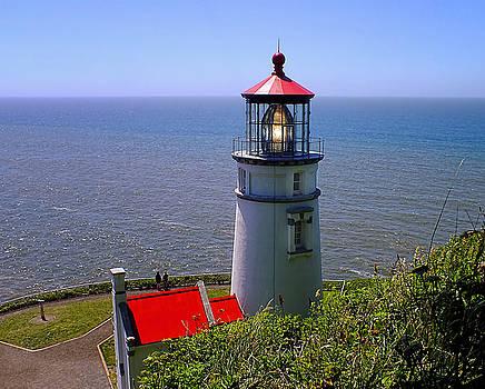 Heceta Head Lighthouse by Wendy McKennon