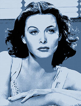 Hedy Lamarr by Joy McKenzie