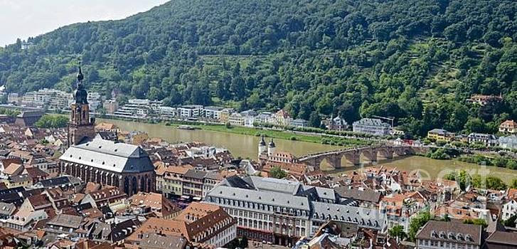 Corinne Rhode - Heidelberg