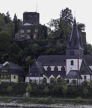 Teresa Mucha - Heimburg Castle and St Mariae Himmelfarht Parish Church