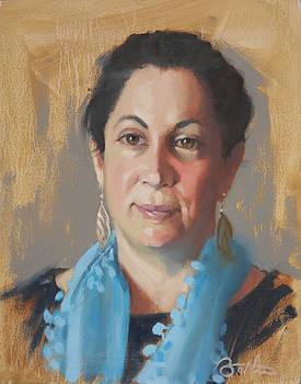 Helen by Todd Baxter