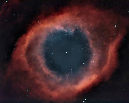 Helix Nebula by Charles Warren