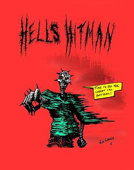 Hells Hitman by Kim Gauge