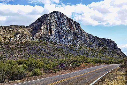 Helmut Peak by Dan Nelson