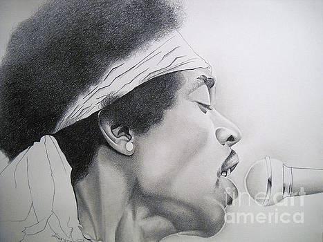 Hendrix by Sonya Walker