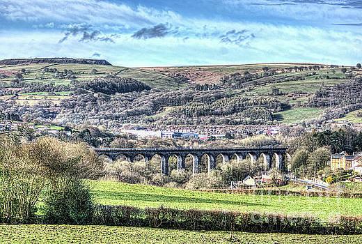 Steve Purnell - Hengoed Viaduct 2
