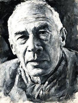 Henry Miller by Christian Klute