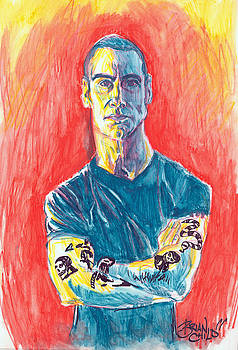 Henry Rollins by Brian Child