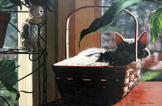 Her Basket by Sandra Chase