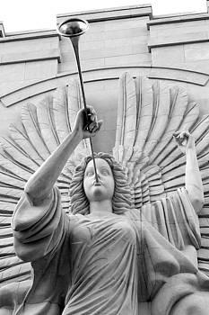 Herald Angel by Jeannie Burleson