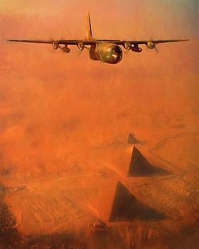 Dale Jackson - Hercules over Egypt
