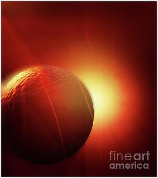 Here Comes The Sun by John Krakora