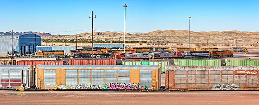 Heritage Locomotives by Jim Thompson
