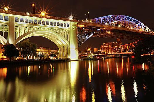 Heritage Park Bridges by David Yunker