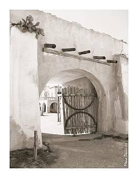Heroes Gate by Mona Davis
