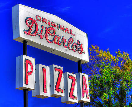 Heroes of the Pizza Universe #2 - Di Carlo's Pizza - Slices Boxes and Trays - Steubenville OH by Michael Mazaika
