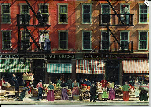 Hester Street by Hely Lima