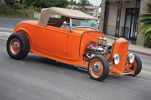 HiBoy Deuce Roadster by Bill Dutting