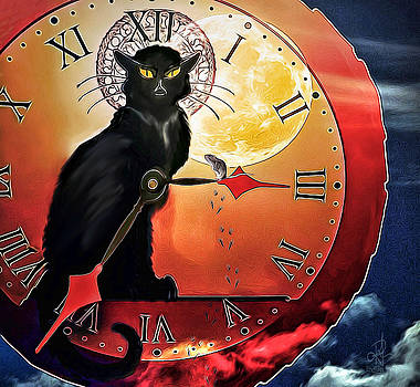 Hickory Dickory Dock by Pennie McCracken