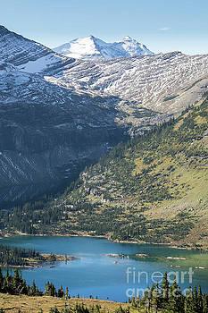 Hidden Lake in Glacier National Park by Brandon Alms
