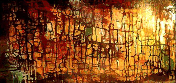 Hidden Treasure by Hengameh Kaghazchi