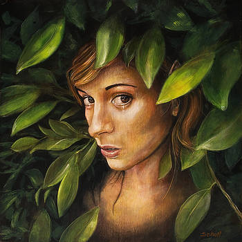 Hidden Treasure by Michael Scholl